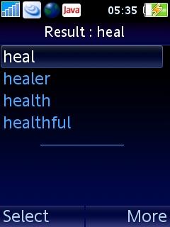 """hasil pencarian kata """"heal"""""""