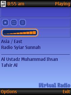 radio syiar sunnah di hp
