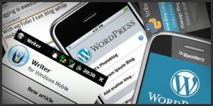 wordpress mobile application